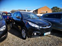 USED 2012 12 HYUNDAI IX35 1.7 PREMIUM CRDI 5d 114 BHP FINANCE AND DELIVERY AVAILABLE