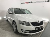 USED 2016 66 SKODA OCTAVIA 1.6 SE BUSINESS TDI 5d 109 BHP