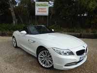USED 2014 14 BMW Z4 2.0 Z4 SDRIVE18I ROADSTER 2dr Xenons, 1 Owner, FBMWSH