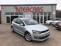 USED 2010 60 VOLKSWAGEN POLO 1.4 SE 3d 85 BHP GENUINE LOW MILEAGE EXAMPLE !