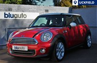 USED 2012 12 MINI HATCH COOPER 1.6 COOPER LONDON 2012 EDITION 3d 120 BHP Limited Edition, Full Mini History, Lounge Leather, Heated Seats