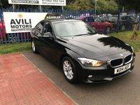 2014 BMW 3 SERIES 2.0 320D EFFICIENTDYNAMICS BUSINESS 4d AUTO 161 BHP £10450.00