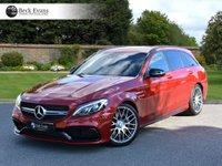 USED 2016 16 MERCEDES-BENZ C CLASS 4.0 AMG C 63 5d AUTO 469 BHP