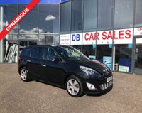USED 2011 11 RENAULT SCENIC 1.6 DYNAMIQUE TOMTOM VVT 5d 110 BHP NO DEPOSIT AVAILABLE, DRIVE AWAY TODAY!!