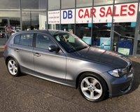2011 BMW 1 SERIES 2.0 118D SPORT 5d 141 BHP £5395.00