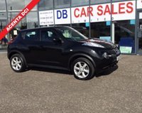 USED 2013 13 NISSAN JUKE 1.5 ACENTA DCI 5d 110 BHP NO DEPOSIT AVAILABLE, DRIVE AWAY TODAY!!