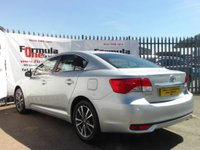 USED 2014 14 TOYOTA AVENSIS 2.0 D-4D Icon Business Edition 4dr 1 OWNER+FULL MOT+HISTORY+NAV