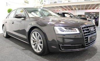 2015 AUDI A8 3.0 TDI QUATTRO SE EXECUTIVE 4d AUTO 254 BHP