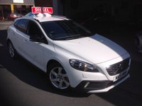 USED 2014 14 VOLVO V40 1.6 D2 CROSS COUNTRY LUX  AUTOMATIC ***  Leather Seats  ***