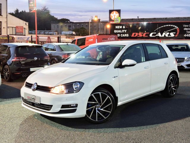 2015 VOLKSWAGEN GOLF 1.6 MATCH TDI BLUEMOTION TECHNOLOGY 5d 103 BHP
