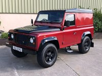 2007 LAND ROVER DEFENDER 90