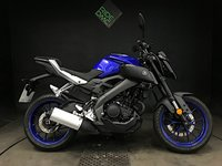 2017 YAMAHA MT 125 ABS. 2017. 1 OWNER. 3899 MILES. SERVICED. HOT GRIPS £3250.00