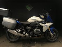 2015 BMW R1200RS SPORT SE. 2015. JUST SERVICED. 18K. FULL LUGGAGE £8990.00