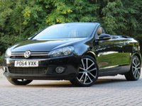 2014 VOLKSWAGEN GOLF 2.0 GT TDI BLUEMOTION TECHNOLOGY 2d 139 BHP £10944.00