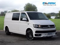USED 2017 17 VOLKSWAGEN TRANSPORTER 2.0 T32 TDI KOMBI HIGHLINE BMT 1d 138 BHP Stunning 1 Owner Factory Kombi Highline 140 BHP 6 Speed LWB