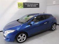 2010 RENAULT MEGANE 1.5 DYNAMIQUE TOMTOM DCI FAP EDC 3d AUTO 110 BHP £4495.00