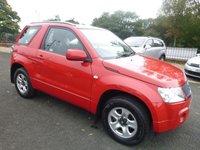 2008 SUZUKI GRAND VITARA 1.6 VVT 3d 105 BHP £3950.00
