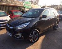2015 HYUNDAI IX35 2.0 CRDI PREMIUM 5d AUTO 134 BHP £13989.00