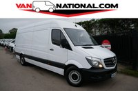 2016 MERCEDES-BENZ SPRINTER 2.1 313 CDI LWB 130 BHP (ONE OWNER READY TO GO) £15450.00