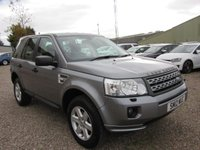 USED 2012 12 LAND ROVER FREELANDER 2 2.2 TD4 GS 5d 150 BHP