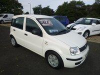 2010 FIAT PANDA 1.1 ACTIVE ECO 5d 54 BHP £2750.00