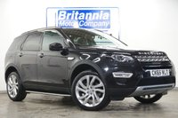 2015 LAND ROVER DISCOVERY SPORT 2.0 TD4 DIESEL HSE LUXURY 4WD 7 SEATER £27390.00