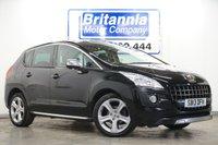 2013 PEUGEOT 3008 1.6 ALLURE E-HDI FAP 5d AUTO 115 BHP £7990.00