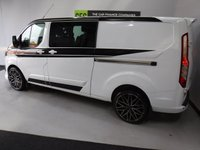 USED 2016 16 FORD TRANSIT CUSTOM 2.2 290 LR DCB 1d 99 BHP Specification Includes;GLEAMING METALLIC WHITE, ONE OWNER  FULL FORD SERVICE HISTORY, IMMACULATE BODY WORK, ELEC WINDOWS, ARM REST, REMOTE CENTRAL LOCKING, CD PLAYER, BULK HEAD, CARGO LINING, POWER ASSISTED STEERING, TOW BAR, CRUISE CONTROL, WILL COME FULL SERVICED READY FOR WORK GREAT VAN for more InformationPlease Call on 0151 523 4000 / 07487 852 292 Family Run Since 1990