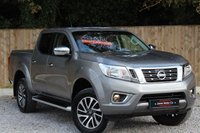 USED 2016 66 NISSAN NP300 NAVARA 2.3 DCI N-CONNECTA 4X4 SHR DCB 1d 190 BHP PRICE IS PLUS VAT. IMMACULATE THROUGHOUT.