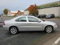 USED 2005 05 VOLVO S60 2.4 D5 SE 4d AUTO 161 BHP