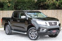 USED 2016 16 NISSAN NP300 NAVARA 2.3 DCI N-CONNECTA 4X4 SHR DCB 1d 190 BHP PRICE IS PLUS VAT. FINANCE AVAILABLE.