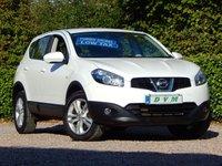 2012 NISSAN QASHQAI 1.5 ACENTA DCI 5d 110 BHP £6270.00