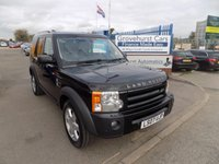 USED 2007 07 LAND ROVER DISCOVERY 2.7 3 TDV6 HSE 5d AUTO 188 BHP