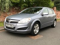 USED 2007 57 VAUXHALL ASTRA 1.4 CLUB 16V TWINPORT 5d 90 BHP FULL SERVICE HISTORY, MOT SEPT 19.  £30 ROAD TAX, EXCELLENT CONDITION,  ALLOYS, E/WINDOWS, R/LOCKING, FREE  WARRANTY, FINANCE AVAILABLE, HPI CLEAR, PART EXCHANGE WELCOME,