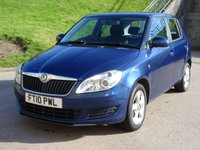 2010 SKODA FABIA 1.2 SE TSI DSG 5d AUTO 103 BHP £3995.00