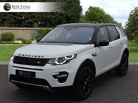 USED 2017 67 LAND ROVER DISCOVERY SPORT 2.0 TD4 HSE 5d AUTO 180 BHP 2018 MODEL YEAR VAT QUALIFYING VAT QUALIFYING  BLACK PACK