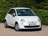 2012 FIAT 500 1.2 POP 3d 69 BHP £4770.00