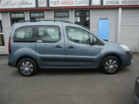 2012 CITROEN BERLINGO MULTISPACE 1.6 HDI XTR 5d 91 BHP £7480.00