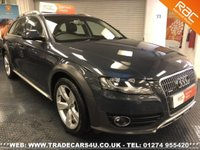 USED 2011 11 AUDI A4 ALLROAD  2.0 TDI QUATTRO AWD DIESEL ESTATE *RARE PAN ROOF* UK DELIVERY* RAC APPROVED* FINANCE ARRANGED* PART EX