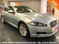 USED 2012 12 JAGUAR XF 3.0D V6 AUTO DIESEL PREMIUM LUXURY UK DELIVERY* RAC APPROVED* FINANCE ARRANGED* PART EX