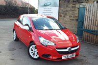 USED 2015 65 VAUXHALL CORSA 1.2 STING 3d 69 BHP FULL Vauxhall Service History ONE Lady Owner