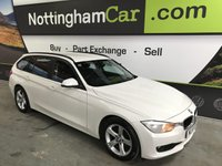 USED 2014 14 BMW 3 SERIES 2.0 318D SE TOURING 5d 141 BHP