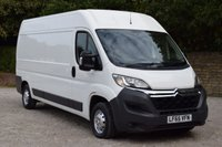 2015 CITROEN RELAY 2.2 35 L3H2 ENTERPRISE HDI 1d 129 BHP £8450.00