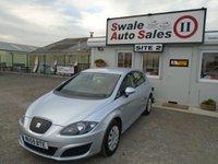 USED 2009 59 SEAT LEON 1.9 S TDI 103 BHP £19 PER WEEK, NO DEPOSIT - SEE FINANCE LINK
