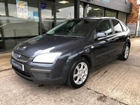 USED 2007 57 FORD FOCUS 1.6 LX 5d 100 BHP Great Condition ,  Full Service History inc Recent Cambelt