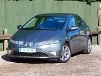 2006 HONDA CIVIC 1.8 EX I-VTEC 5d 139 BHP £3470.00