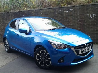 2015 MAZDA 2 1.5 SPORTS LAUNCH EDITION 5d 89 BHP £8589.00