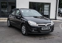 USED 2009 09 VAUXHALL ASTRA 1.4 ACTIVE PLUS 5d 90 BHP