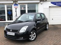 2007 SUZUKI SWIFT 1.5 GLX VVTS 5d 101 BHP £2375.00
