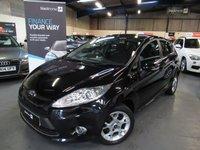 2012 FORD FIESTA 1.4 ZETEC 16V 5d 96 BHP £4990.00
